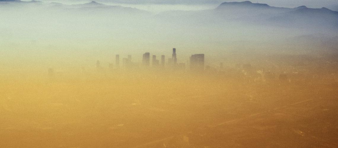 Smogul – tip de poluare a aerului atmosferic din marile oraşe