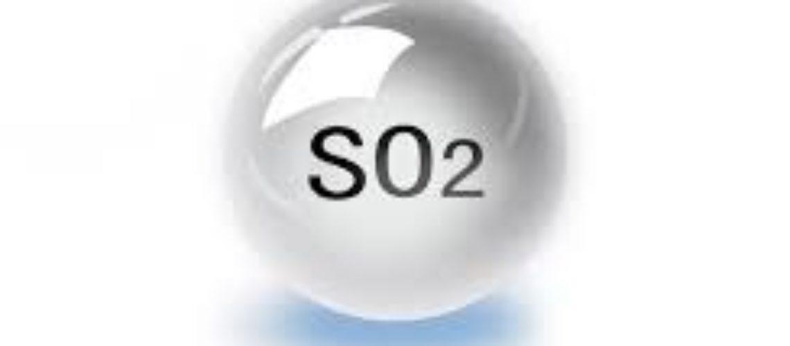 Dioxid de sulf (SO2)