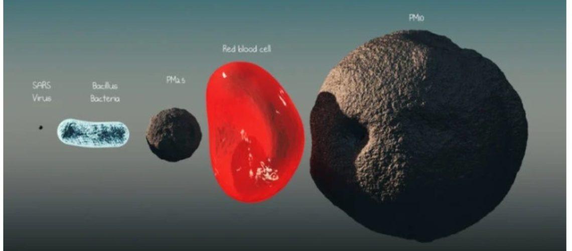 PM2.5 vs. PM10: diferența dintre particulele în suspensie