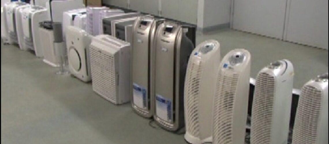 Sisteme de purificare a aerului portabile