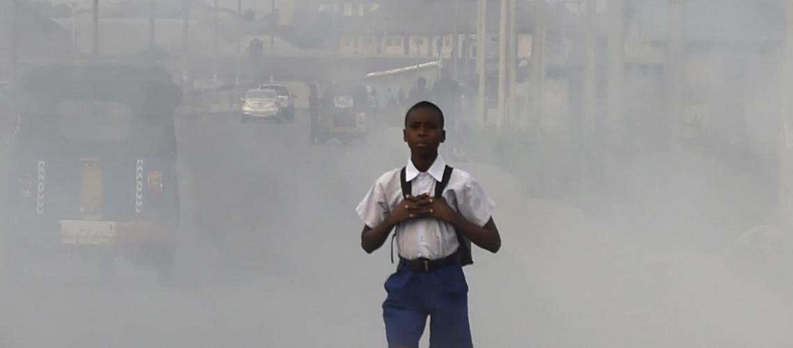 Peste 90% din copiii lumii respiră aer toxic în fiecare zi